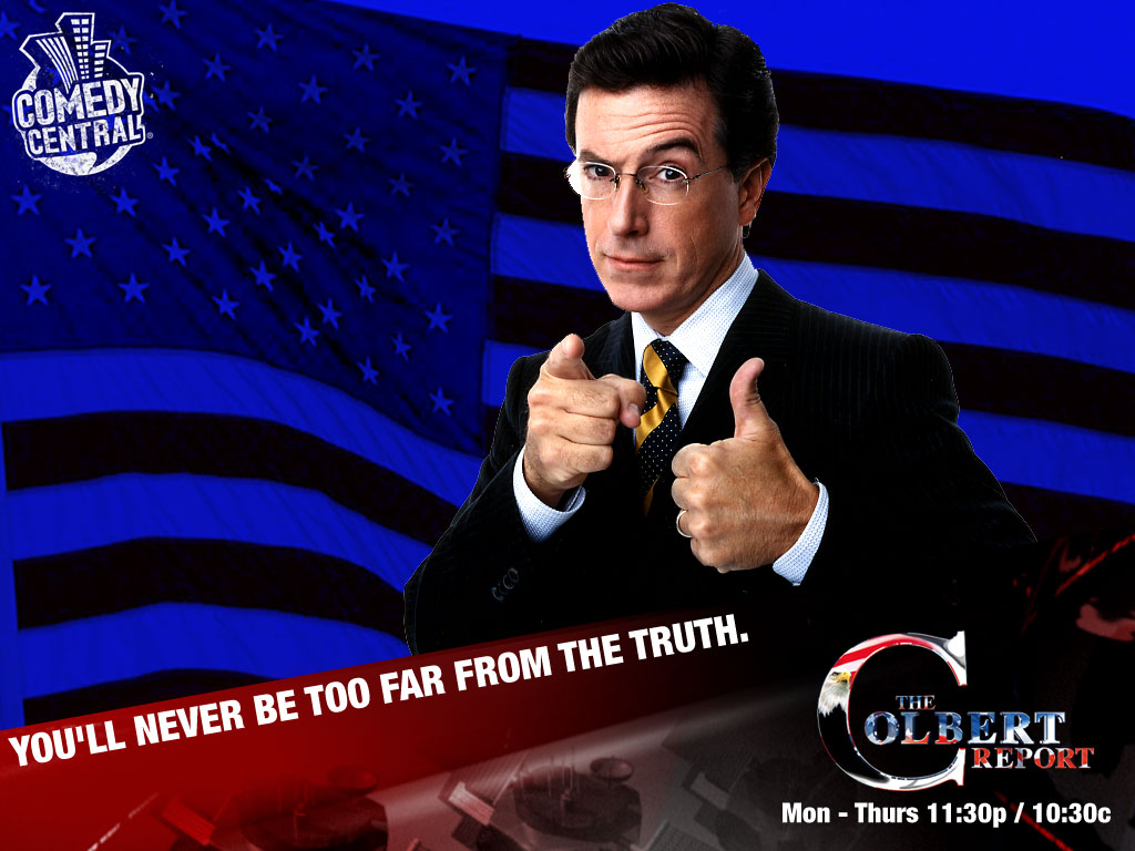 Two tickets to Comedy Central's Colbert Report as part of a New York getaway package!