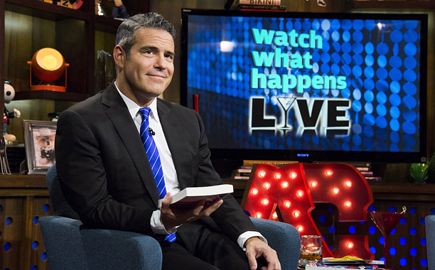 Hang with Andy Cohen in the clubhouse with two tickets to Watch What Happens Live, as part of the Bravo in the Big City package!