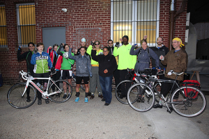 Calvary Women's Shelter 2nd Annual Century ride to Annapolis and back