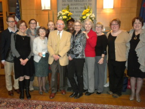 March 2015 Western Presbyterian volunteer spotlight